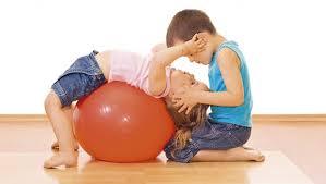 pilates kid